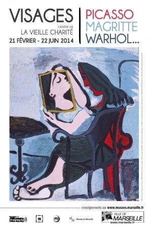 #Visages : une exposition à la Vieille Charité à #Marseille : Amateurs de portraits et d'art contemporain, rendez-vous à Marseille pour découvrir l'exposition Visages ! Cet exposition événement rassemble 150 œuvres signées René Magritte, Pablo Picasso ou Andy Warhol. Incontournable !