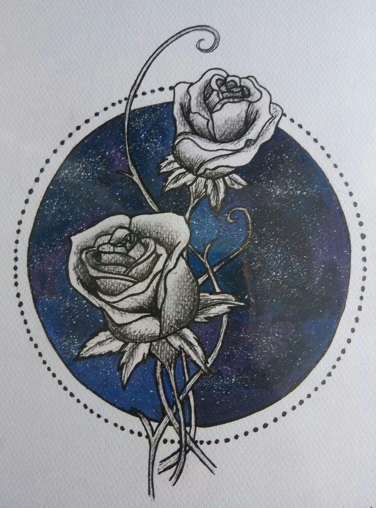 Drawings, tattoo design