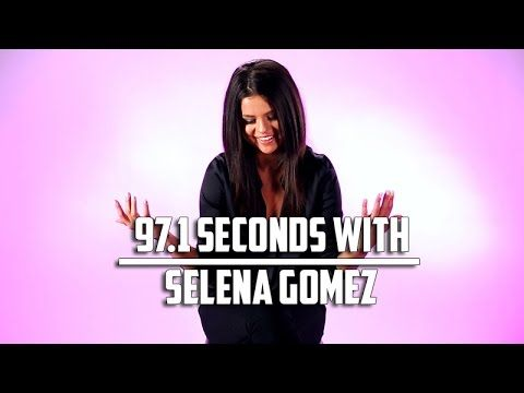 Selena Gomez Describes Her Perfect Girls Night Out: 97.1 Seconds With