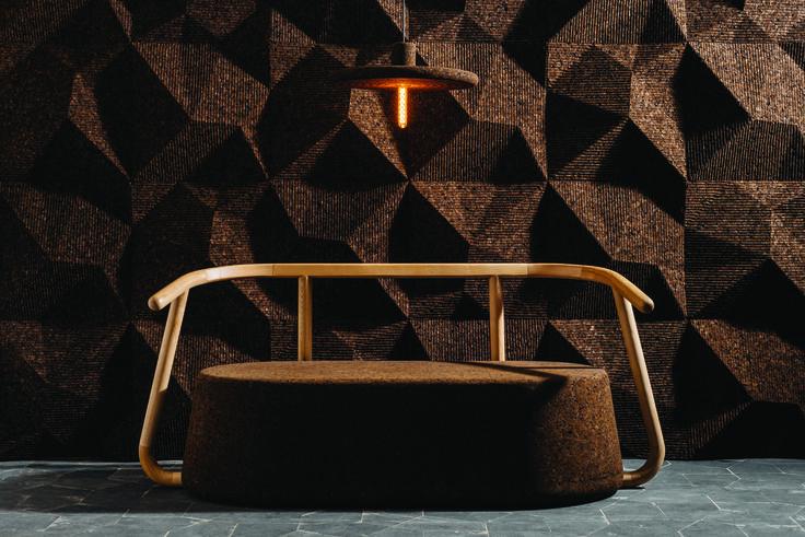 Associative Design present The Best of Portugal at the London Design Fair 2017 | Gencork