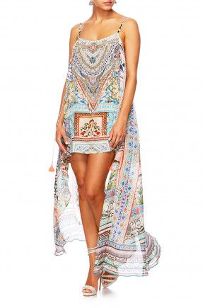 eb521c3f83434 CAMILLA LADY LAKE MINI DRESS W LONG OVERLAY | Wish list | Lady lake ...