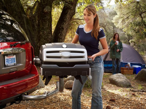 Freedom Grill Tailgating Grill While Camping Grilling Tailgating Heatwave