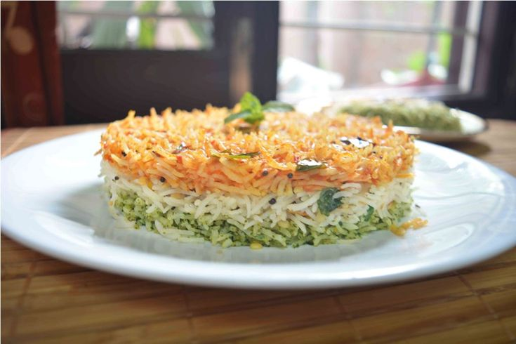 Tiranga Pulao Recipe/ Tricolor Pulao Enjoy the independence with a scrumptious meal #Pulao #tricolor #tomatorice #coconutrice #currypattarice #tirangapulao #SouthIndian Recipe at: www.annapurnaz.in