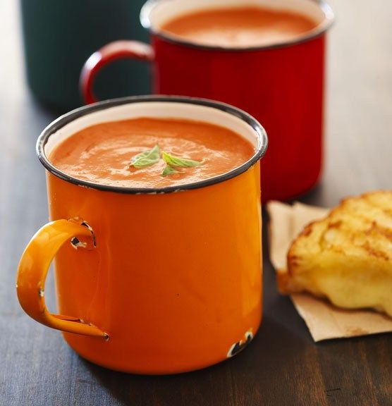 Real Cream of Tomato Soup Recipe - Spry Living