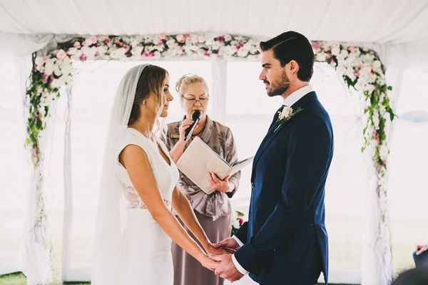 41 Modern Wedding Vows All The Photos Are Of Straight Ceremonies But Pretty Universal Vow Ideas Pinterest