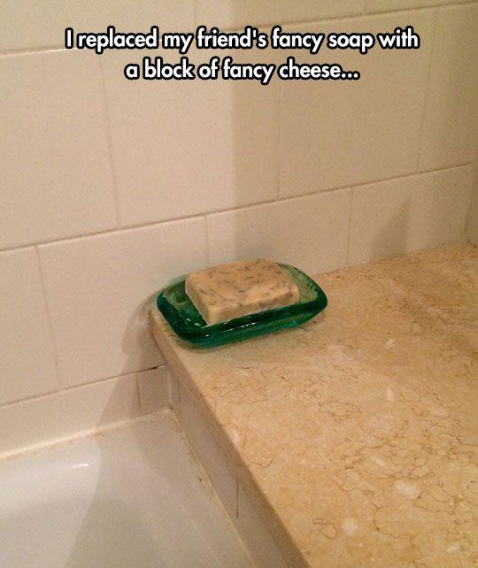 My Favorite Soap Prank