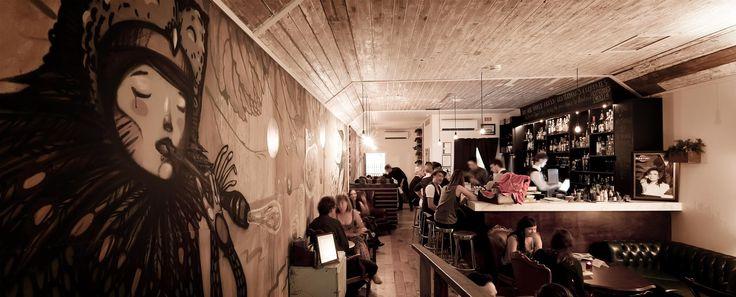 Canvas Club Cocktail and Wine Bar 16B Logan Road, 'Gabba ...
