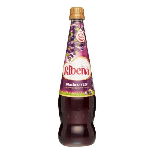 Ribena Blackcurrant Concentrate, 28.74 Fl. Oz.