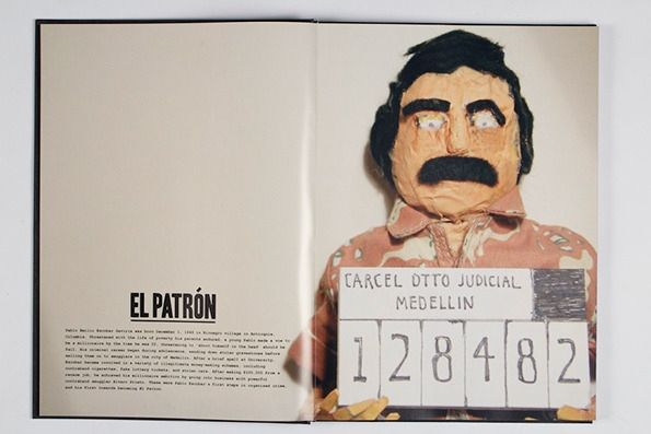El Patrón: The Pablo Escobar Story (As Told By Puppets) / Journal / Nothing Major