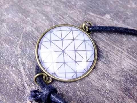 Biżuteria z kaboszonami - KURS DIY - Pasart Blog