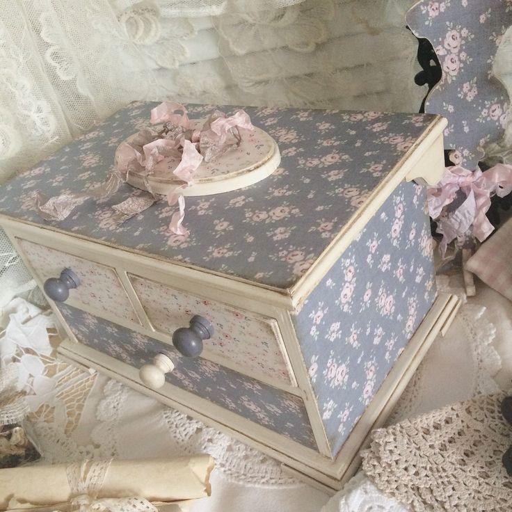 """Купить Комодик"""" Зефирная феерия"""" - розовый цвет, подарок девушке, подарок женщине"""
