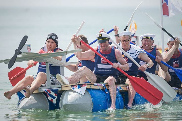 #paddleroundthepier #brighton to celebrate 75th #anniversary of Blind Veterans UK Brighton building.