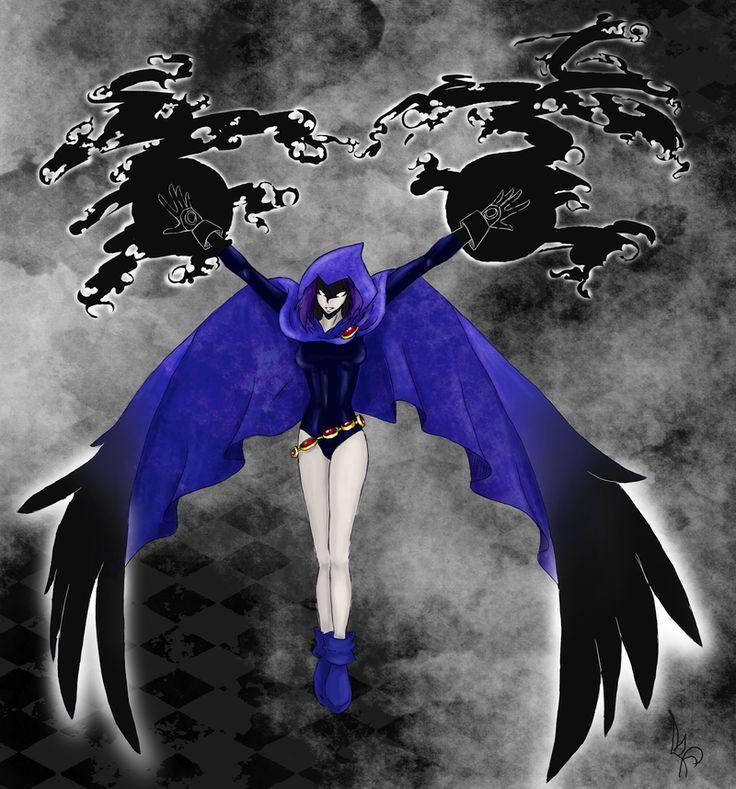 2961 Best Raven Images On Pinterest  Ravens, Teen Titans -6347