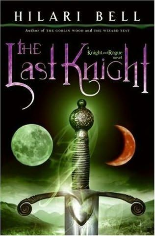 Knight and Rogue series by Hilari Bell.
