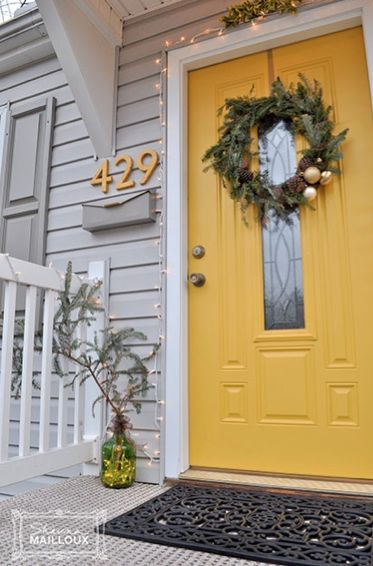 612 Best Images About Paint Your Front Door On Pinterest