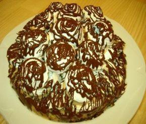 Торт бисквитный «Графские развалины»