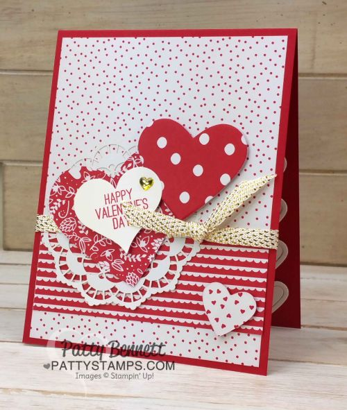 339 best images about Stampin Up Valentines – Pinterest Valentines Card