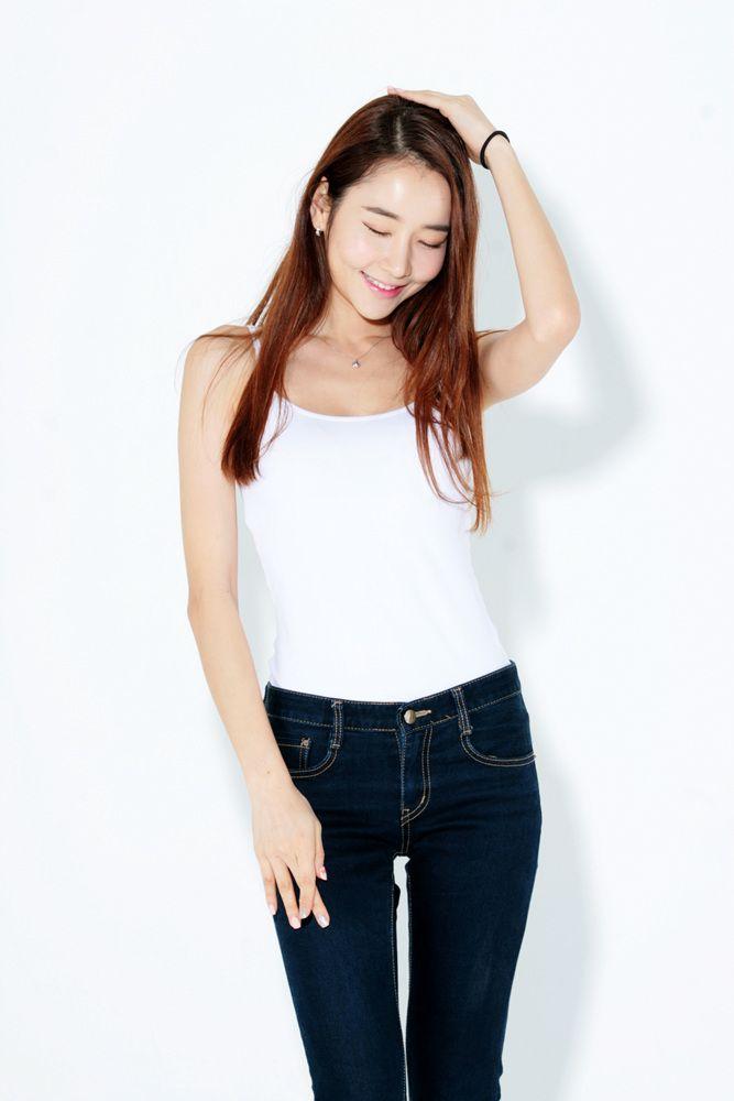 여자모델 프로필