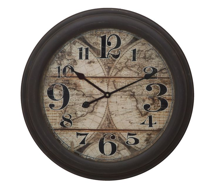 #MauroFerrettiSrl 0644910000 OROLOGIO WORLD CM 62.5X6 #mauroferrettisrl #home #homedecor #decor #casa #arredo #arredamento #orologio #world #wallclock #clock #orologiodamuro #vintage #mappa #metallo #iron #metal #rusty #newitem #newlook #italiansdoitbetter