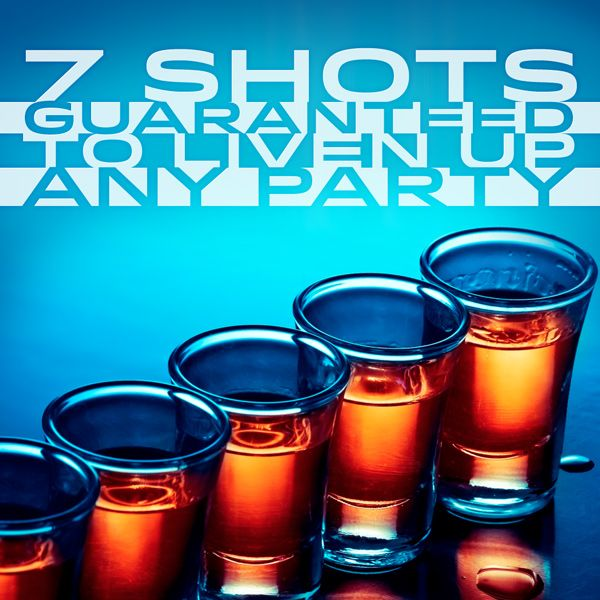 If you're looking for the ultimate party shot, you will get mixed reviews depending on location, traditions and personal preference from whoever you ask