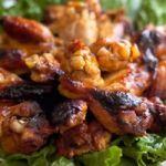 Receta de Alitas de pollo a la mostaza