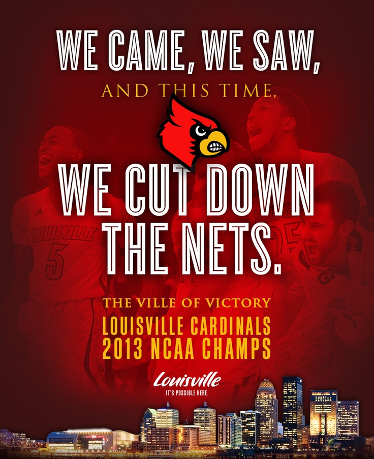 University of Louisville National Champs 2013!!!