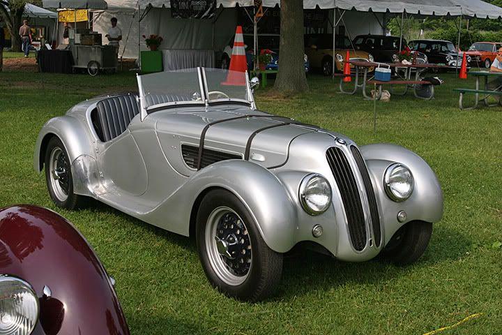 1939 BMW 328, posted via angelfire.com