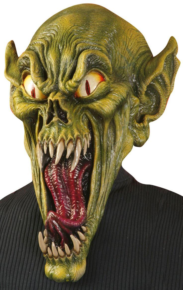 14 best Scary masks images on Pinterest