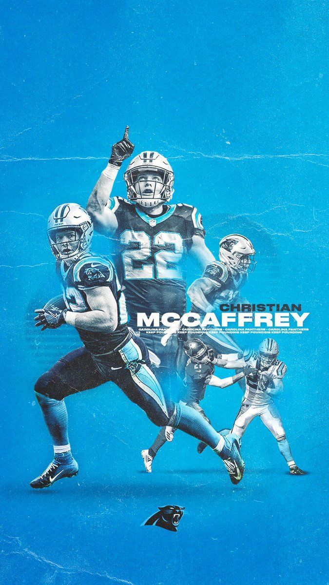 Christian Mccaffrey Carolina Panthers Detroitsportsfrenzy Com Americanfootballpitch Car In 2020 Christian Mccaffrey Sports Wallpapers Sports Graphic Design