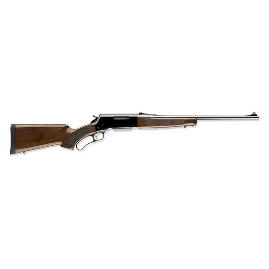 Browning BLR Lightweight Lever Action Rifle .30-06 Springfield 22 Barrel 4 Rounds Gloss Finish Walnut Pistol Grip Stock Blued Finish