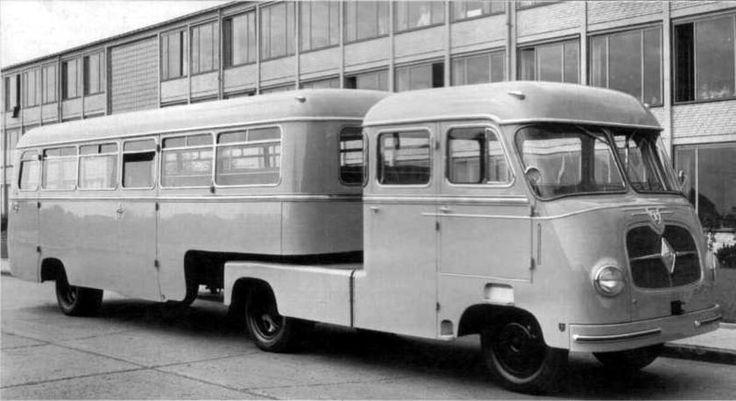 1961 Borgward b2500f