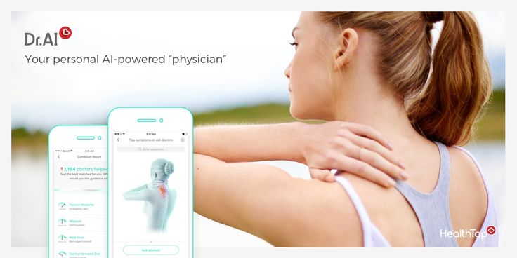 Trained by HealthTap's network of more than 105,000 top doctors, the newly launched Dr. A.I.♥ instantaneously translates your symptoms into…