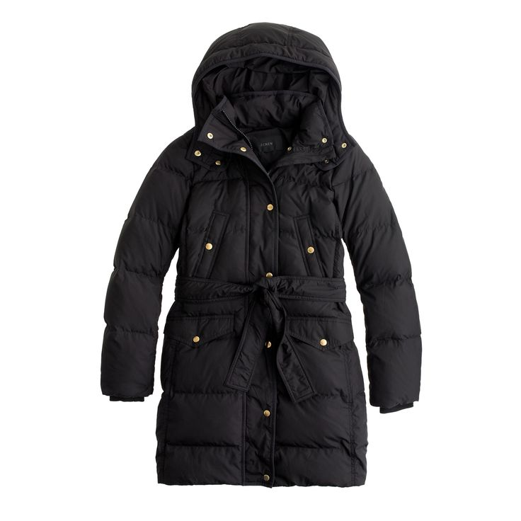 Shop the Petite Wintress Belted Puffer Coat at JCrew.com and see our entire selection of Women's Coats & Jackets.