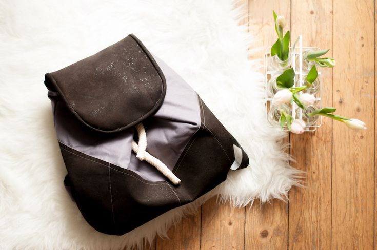 13 besten mochila Bilder auf Pinterest | Schnittmuster, Couture sac ...