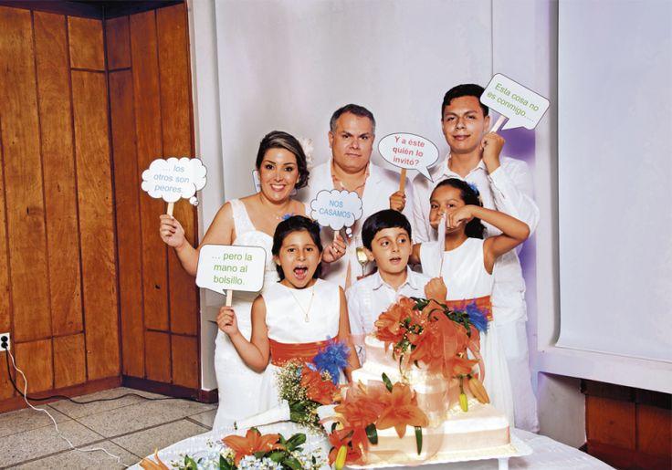 Martha Cecilia Paipilla y Pedro Francisco Muskus contrajeron matrimonio en la…