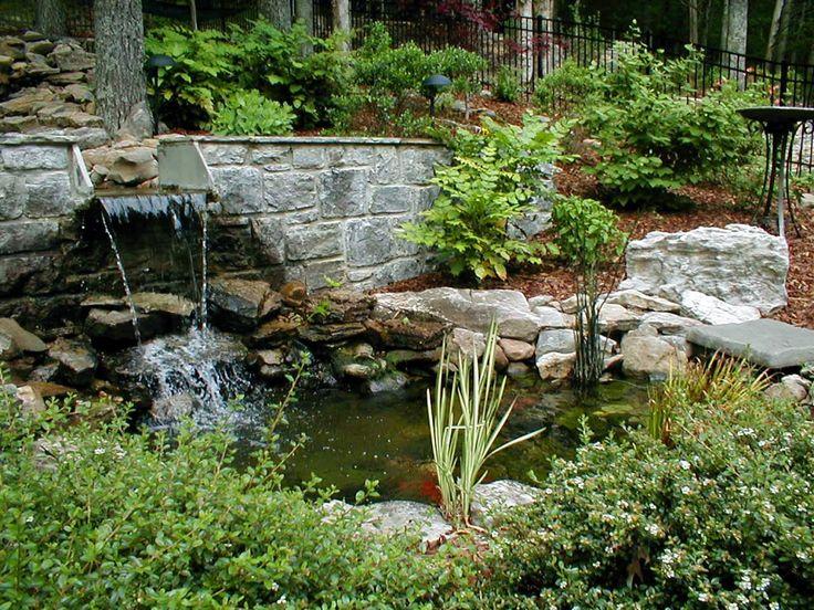 Best 25+ Wall waterfall ideas on Pinterest | Modern outdoor ...