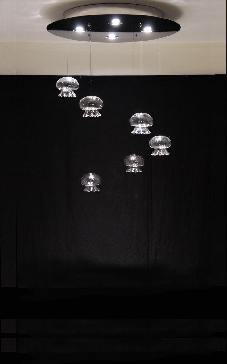 Lunaria with Medusina - Pepe Tanzi design @ALBUM Lights