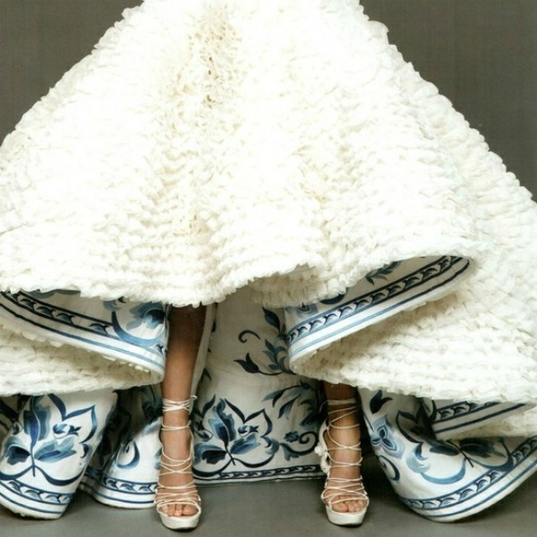 Unique dress lining, shows the true beauty of the Greek Orthodox culture! Love this picture!!