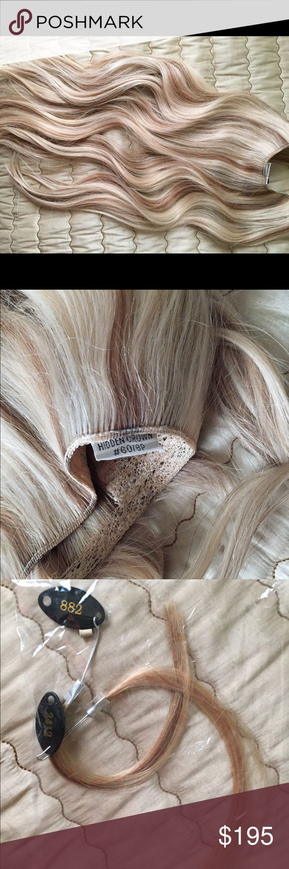 167 best hair extensions images on pinterest hairstyles hidden crown hair halo extensions i am in love with these but when i put then on they are too thick and long for my hair type i have fine hair pmusecretfo Gallery