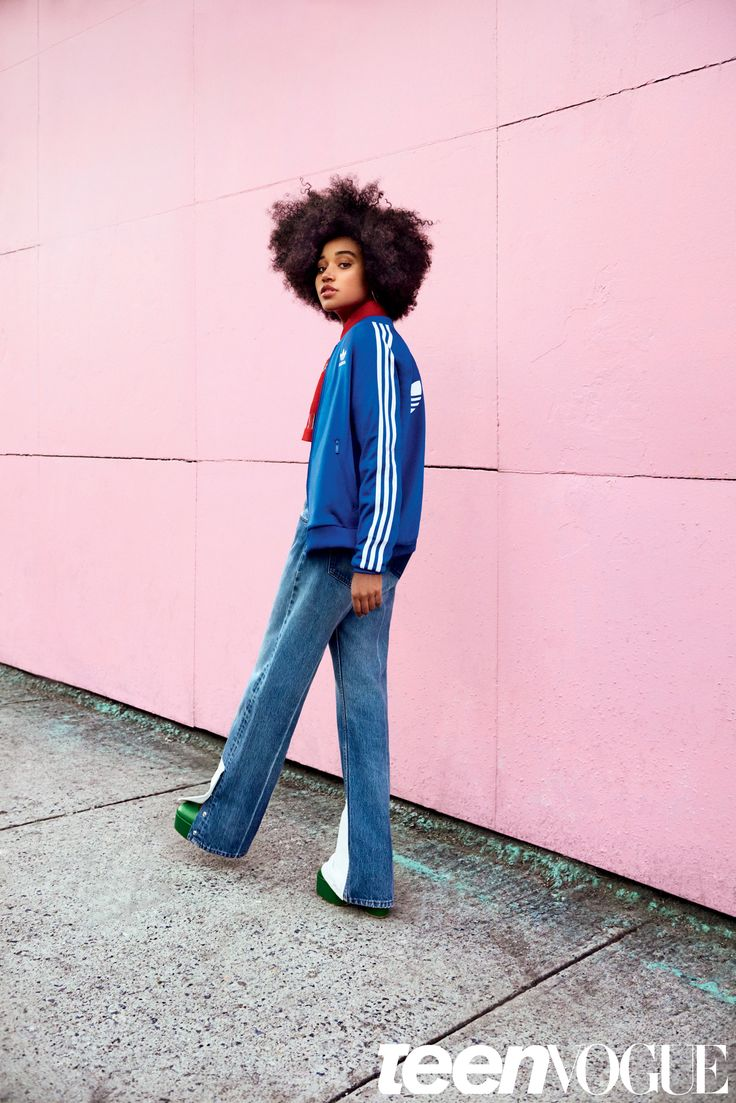 Amandla Stenberg on Girl Power, Race and Hair – Amandla Stenberg Covers Teen Vogue February 2016 Issue | Teen Vogue