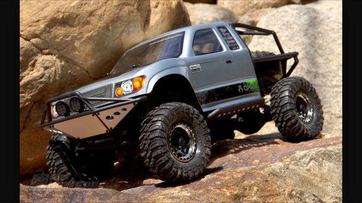 Scx 10 trail honcho