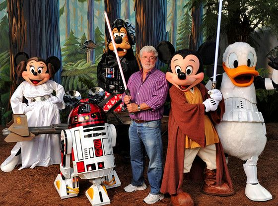 Disney Not Stopping at Star Wars 7: 3 Films and More Coming! | E ...