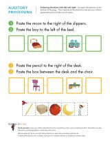 17 best ideas about Auditory Processing Activities on Pinterest ...