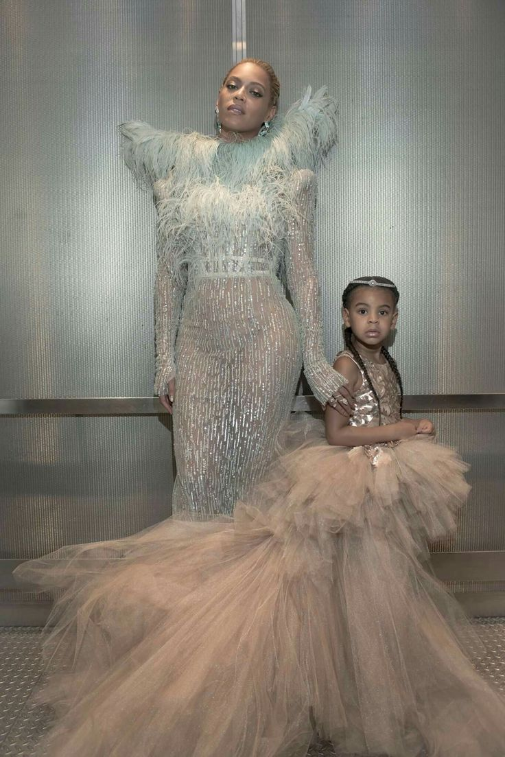 Beyoncé and Blue Ivy Carter ~ 2016 VMA's