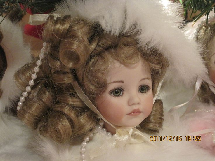 1000  images about  u2666victorian doll head ornaments u2666 on