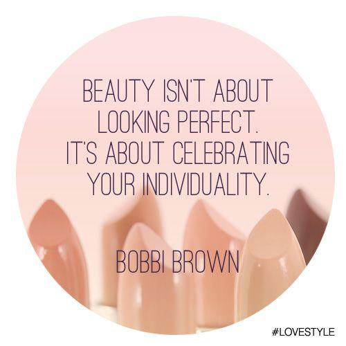 """""""Beauty"""" By Bobbi Brown #ManicMonday #LoveStyle"""