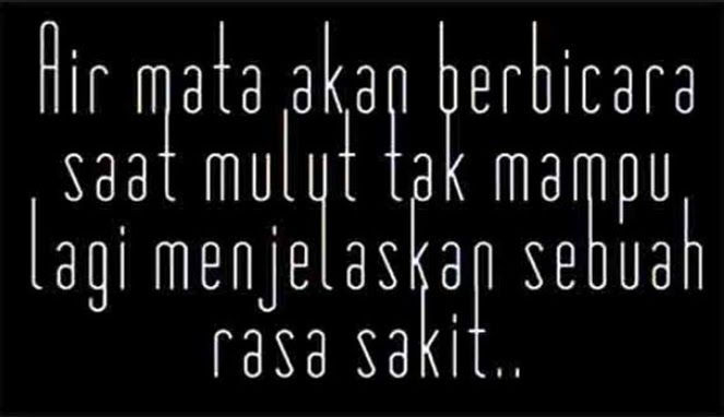 Pin Di Quotes Galau