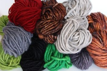Alchemy Yarns | Silken Straw Silk Ribbon Yarn | Fabulous Yarn