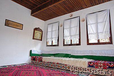 Turkish House Interior
