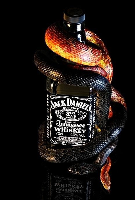 Jack Daniel's. yes please. Don't mind if I do, spalsh of coke, splash of my man & .....what ever follows